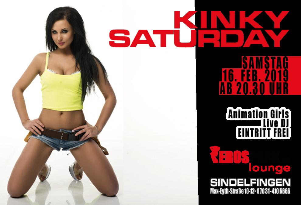 Kinky Saturdayg